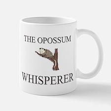 The Opossum Whisperer Small Mugs