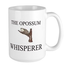The Opossum Whisperer Ceramic Mugs