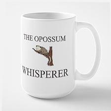 The Opossum Whisperer Ceramic Mugs