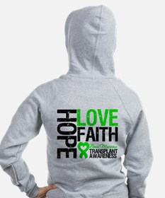BMT Hope Love Faith Zip Hoodie