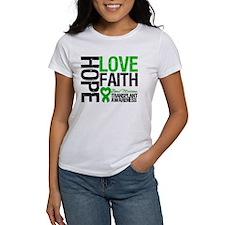 BMT Hope Love Faith Tee