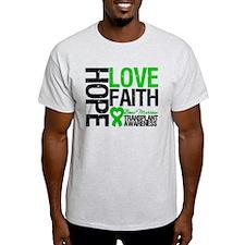 BMT Hope Love Faith T-Shirt