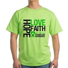 BMT Hope Love Faith T-Shirt