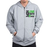 Bone marrow transplant Zip Hoodie