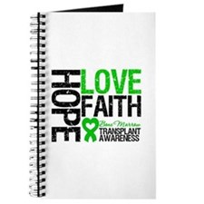 BMT Hope Love Faith Journal