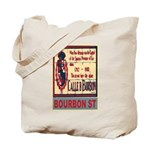 New Orleans Streets Tote Bag