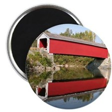 Rexleigh Covered Bridge NY Magnet