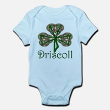 Driscoll Shamrock Infant Bodysuit