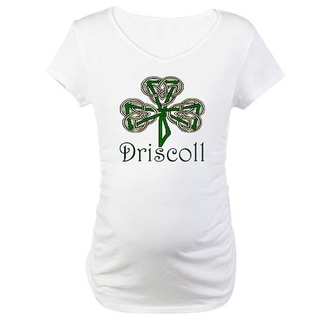 Driscoll Shamrock Maternity T-Shirt