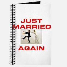 HERE I GO AGAIN! Journal