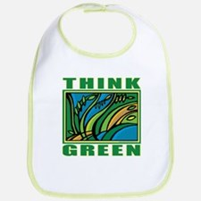 Think Green Bib