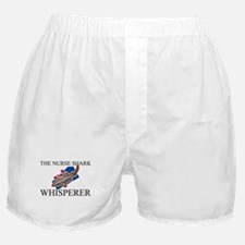 The Nurse Shark Whisperer Boxer Shorts