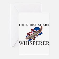 The Nurse Shark Whisperer Greeting Cards (Pk of 10