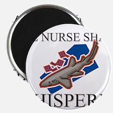 """The Nurse Shark Whisperer 2.25"""" Magnet (10 pack)"""