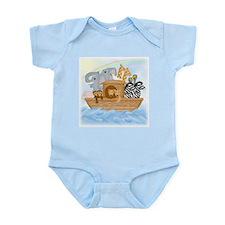 Noah's Ark Infant Body Suit
