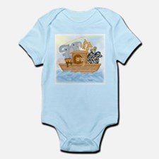 Noah's Ark Infant Body Suit