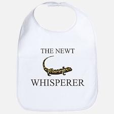 The Newt Whisperer Bib