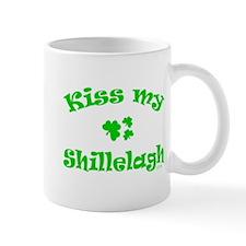 kiss my Shillelagh Mug