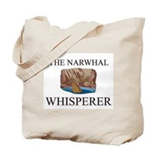 The Narwhal Whisperer Tote Bag