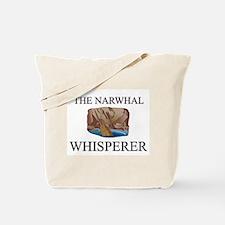 The Narwhal Whisperer Tote Bag
