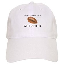 The Naked Mole-Rat Whisperer Baseball Cap