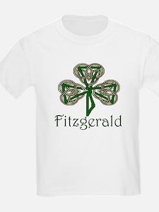 Fitzgerald Shamrock T-Shirt