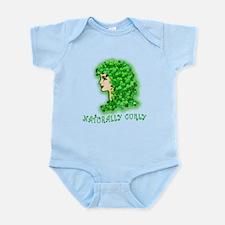 Naturally Curly Irish Hair Infant Bodysuit