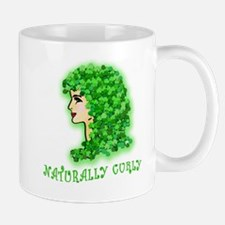 Naturally Curly Irish Hair Mug