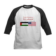 USA Support Palestine Tee