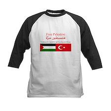 Turkey Supports Palestine Tee