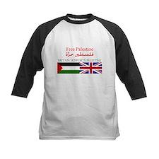 Britain Support Palestine Tee