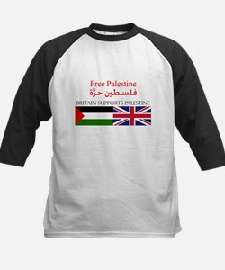Britain Support Palestine Tee