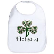 Flaherty Shamrock Bib