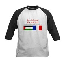 France supports Palestine Tee