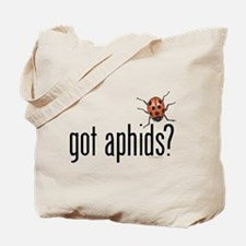 Ladybug - Organic Gardening Tote Bag