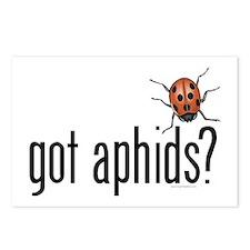 Ladybug - Organic Gardening Postcards (Package of