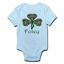 Foley Shamrock Infant Bodysuit