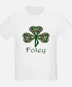 Foley Shamrock T-Shirt