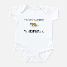 The Mountain Lion Whisperer Infant Bodysuit