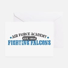 Air Force Falcons Greeting Cards (Pk of 20)