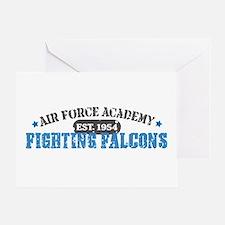 Air Force Falcons Greeting Card