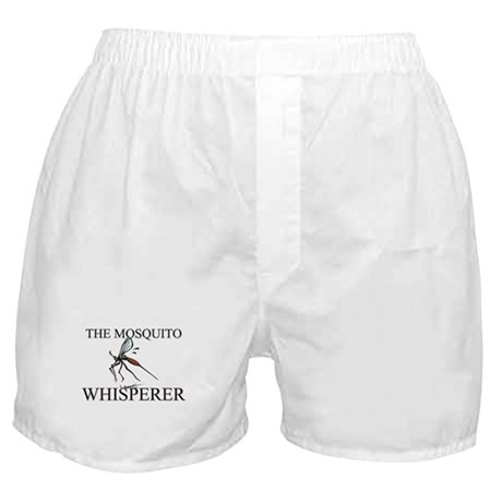 The Mosquito Whisperer Boxer Shorts