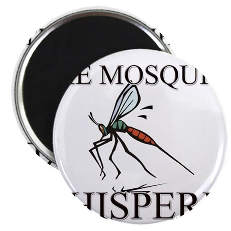 The Mosquito Whisperer Magnet
