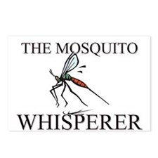 The Mosquito Whisperer Postcards (Package of 8)