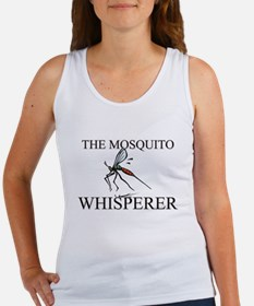 The Mosquito Whisperer Women's Tank Top