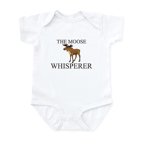 The Moose Whisperer Infant Bodysuit