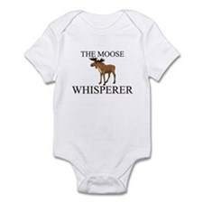 The Moose Whisperer Infant Bodysuit