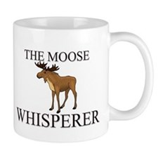 The Moose Whisperer Mug