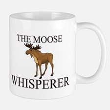 The Moose Whisperer Mug