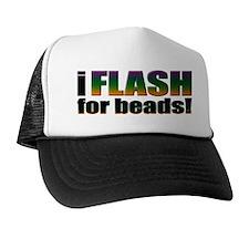 I Flash for Beads Trucker Hat